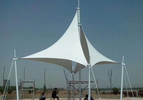 钢材膜结构