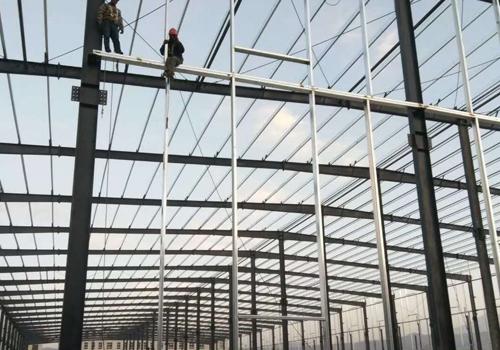 海西钢构工程