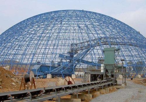 海西球形网架