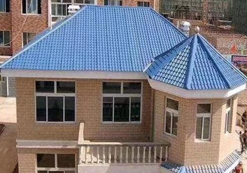 树脂瓦屋顶